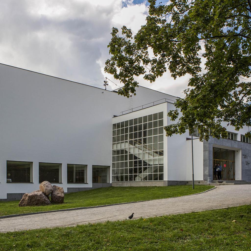 Alvar Aallon suunnittelema Viipurin kaupunginkirjasto_Lähialuematkat