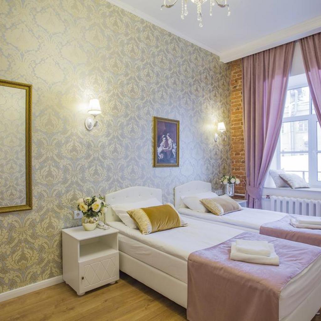 Catherine Art Hotel Pietari_Lähialuematkat