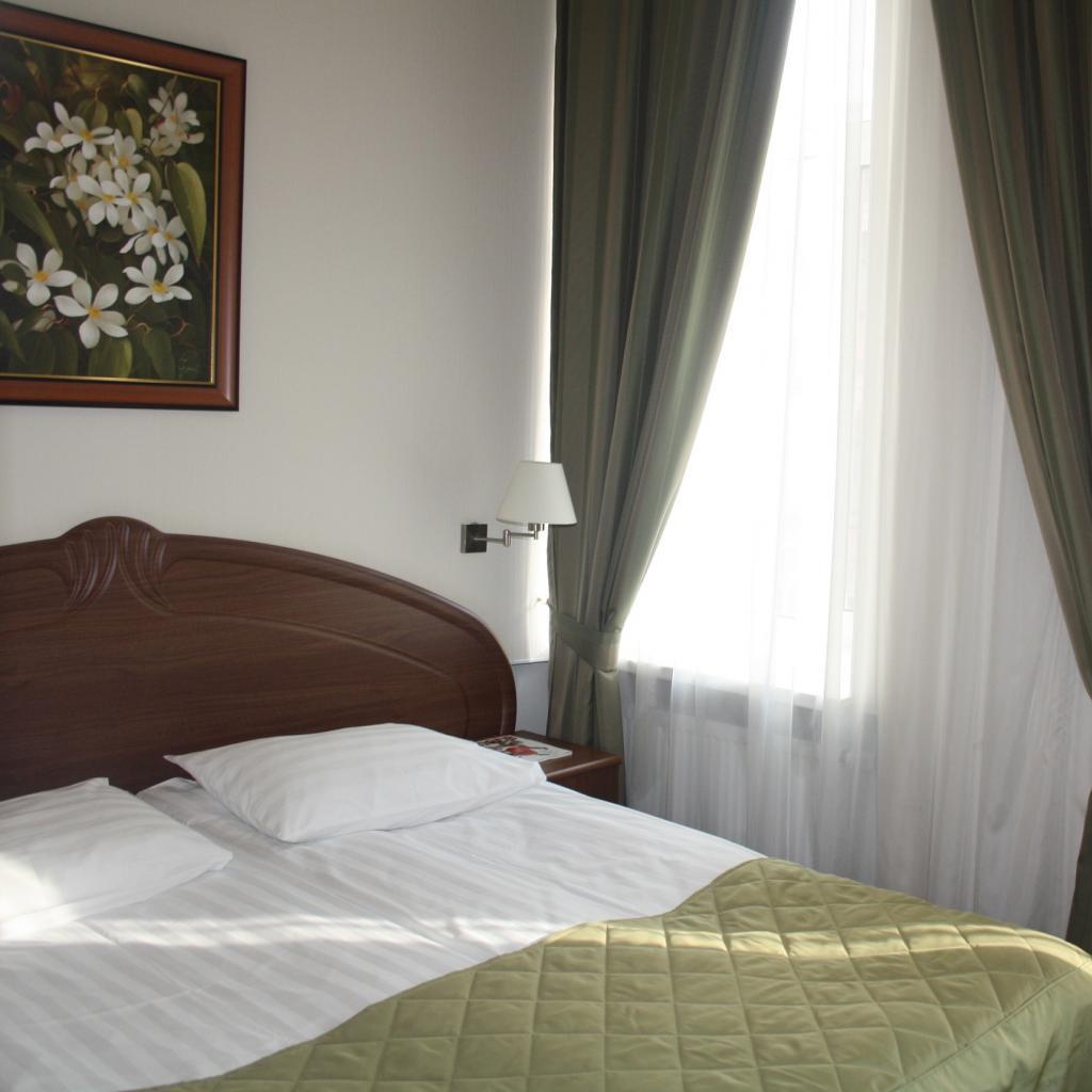 Kahden hengen standard huone Cronwell Inn Stremyannaya Pietarissa