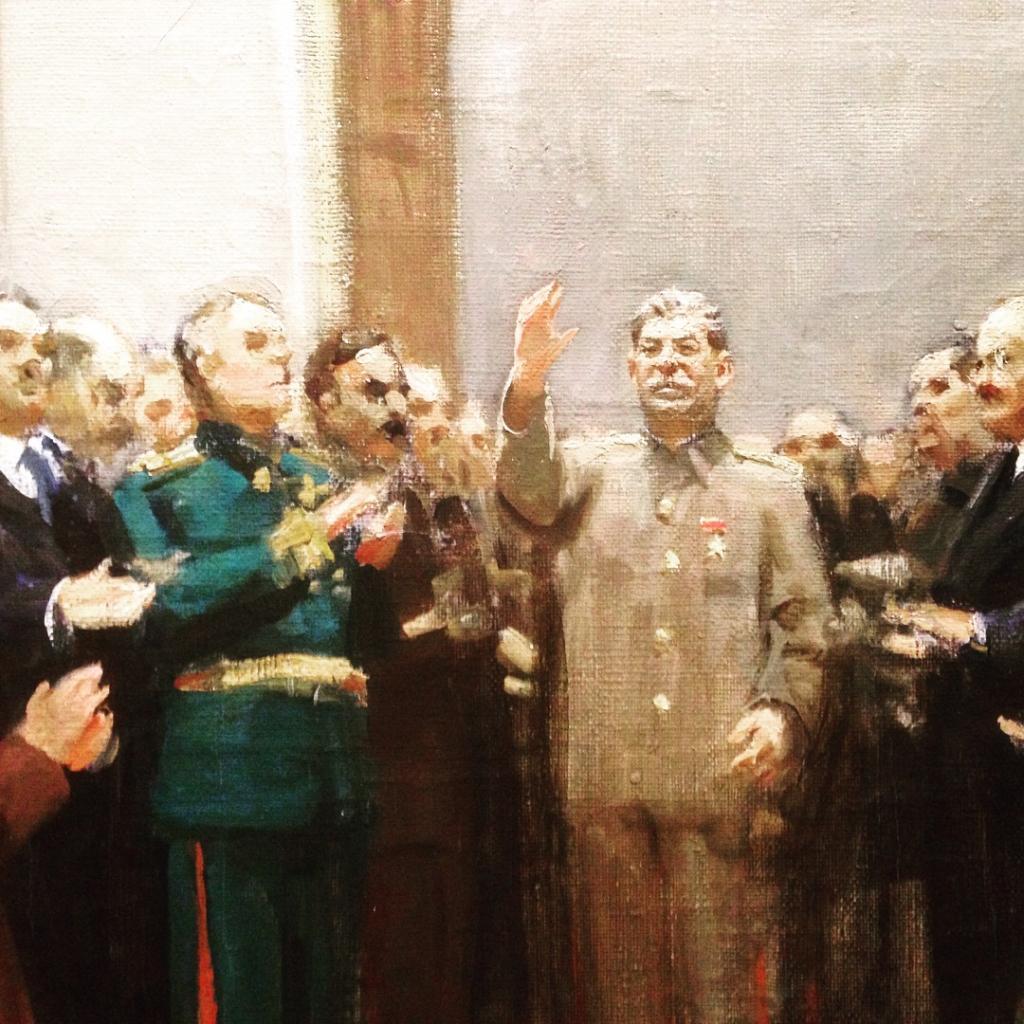 Institute of Russian Realist Art taidemuseo Moskovassa_Lähialuematkat