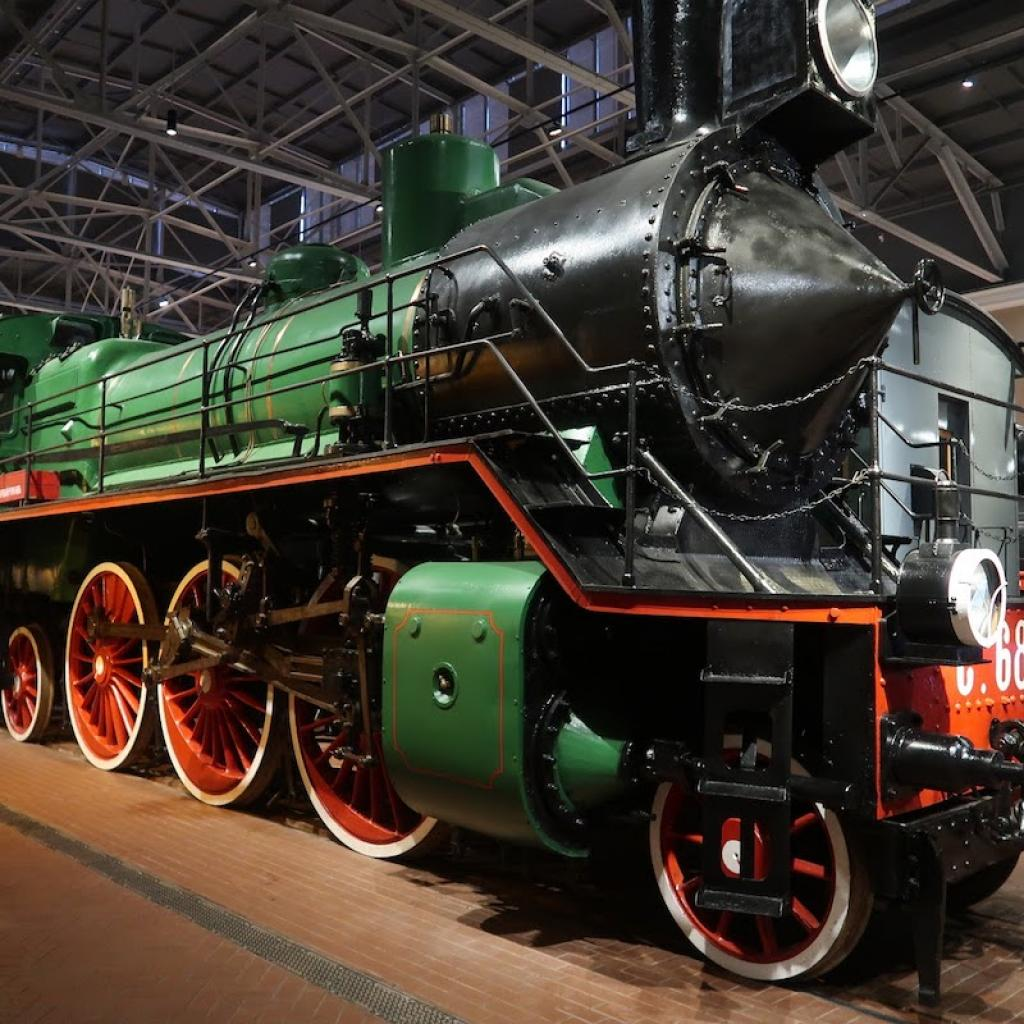 Pietari_Venäjän rautatiemuseo_Lähialuematkat