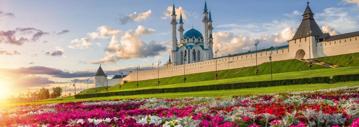 Kul Sharifin moskeija Kazanin Kremlissä