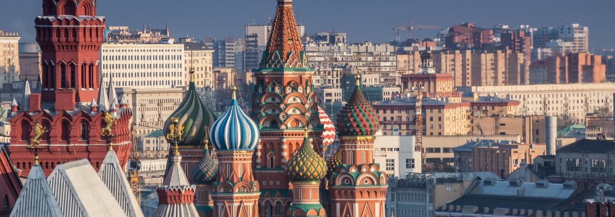 Moskovan panorama