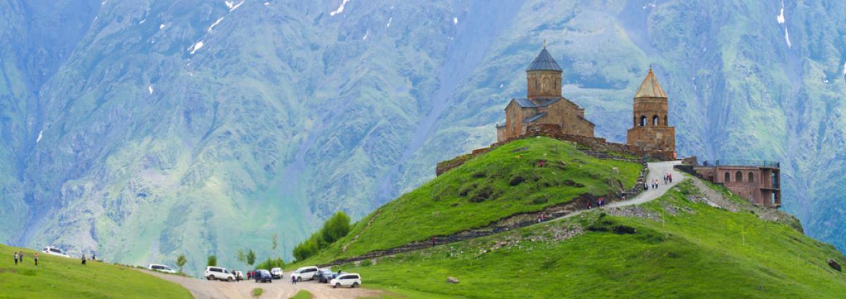 Gergetin Pyhän Kolminaisuuden luostari