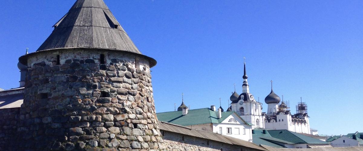 Solovetskin luostarisaari