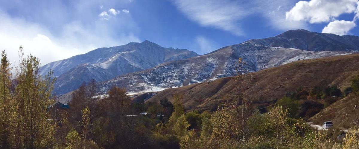 Junalla Kirgisiaan