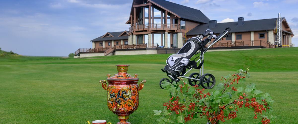 Gorki Golf Club I Lähialuematkat