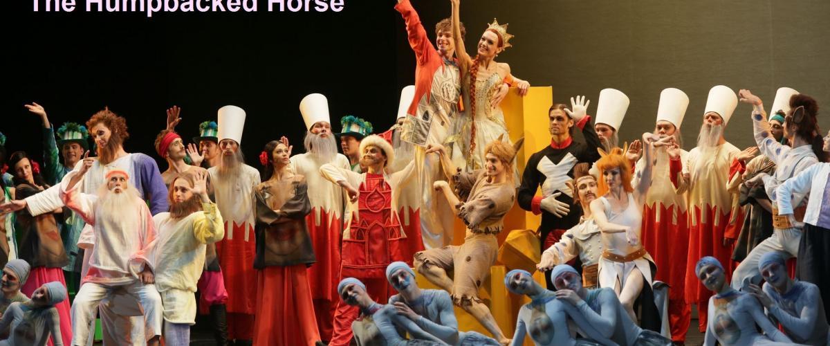 Mariinskin ja Mihailovskin teatterin baletti on huikea elämys.