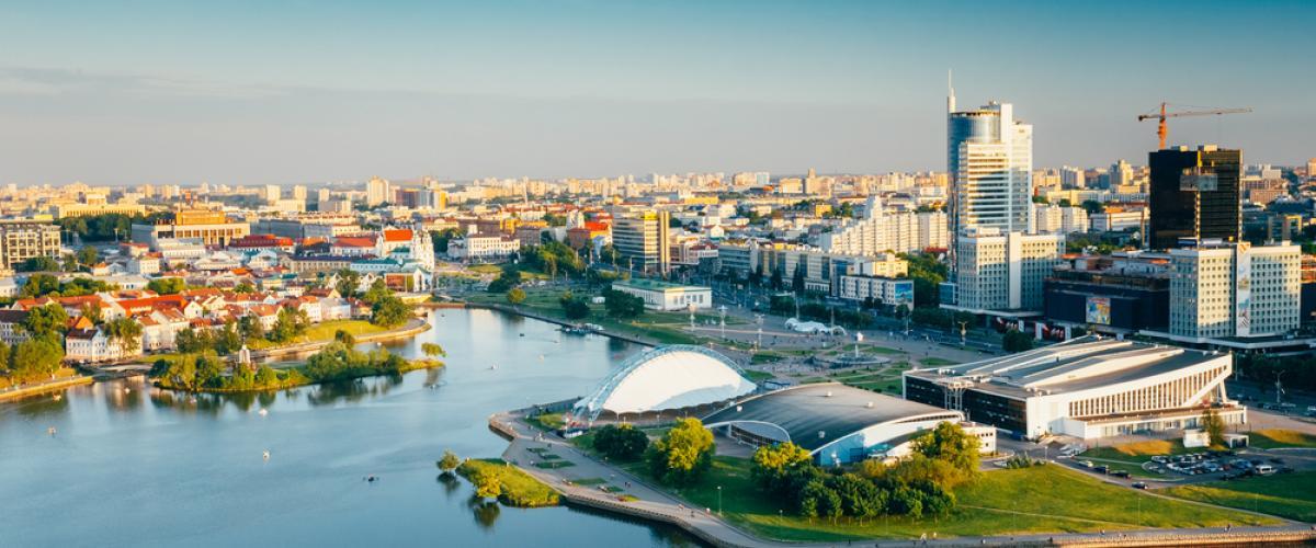 Minsk City_Lähialuematkat
