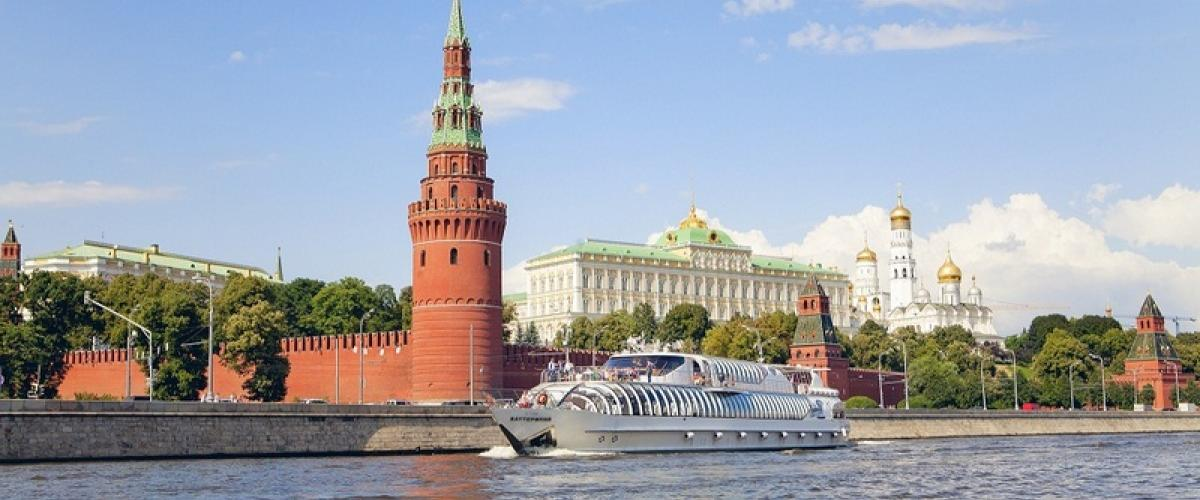 Moskova-joen risteily