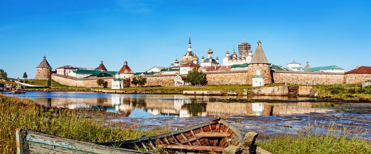 Solovetskin luostari Vienanmerellä Lähialuematkat