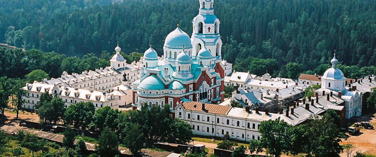 Valamon luostari Laatokalla I Lähialuematkat