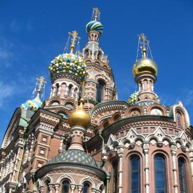 Kirkko veren päällä on Pietarin upeimpia nähtävyyksiä.