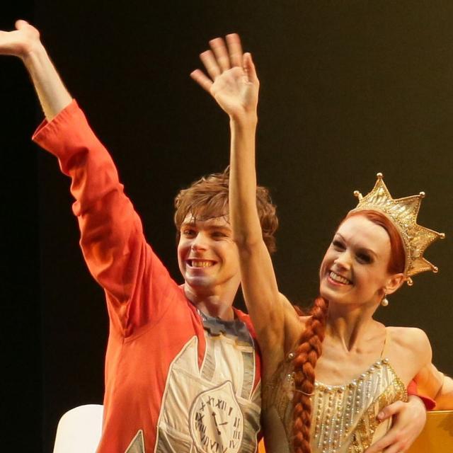 Konyok Gorbunov Mariinskin teatterissa