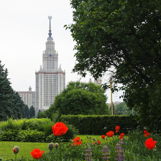 Moskovan valtiollinen yliopisto I Lähialuematkat