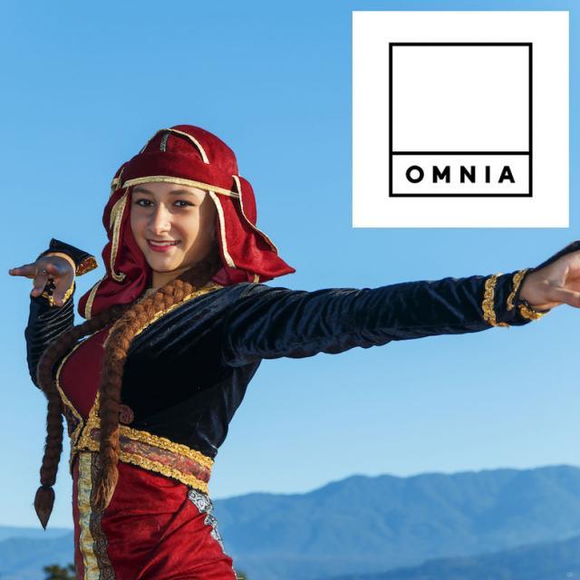 Omnian matka Georgiaan syksyllä 2020