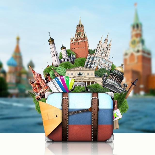 Punainen tori Moskovassa_Lähialuematkat