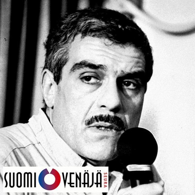 Kirjailija Sergei Dovlatov_SVS_Lähialuematkat